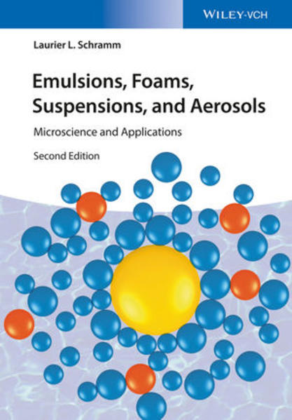 Emulsions, Foams, Suspensions, and Aerosols - Coverbild