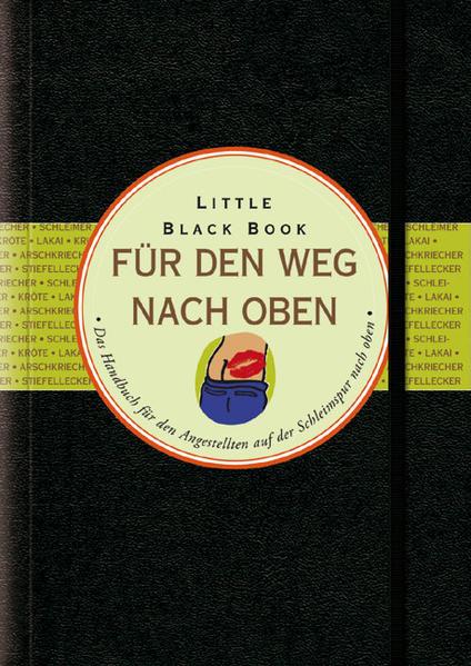 Little Black Book für den Weg nach oben - Coverbild