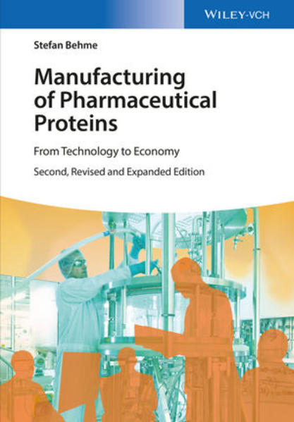 Manufacturing of Pharmaceutical Proteins - Coverbild