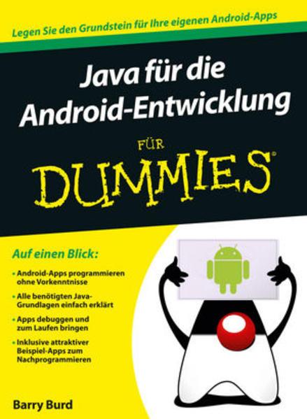 Java für die Android-Entwicklung für Dummies - Coverbild