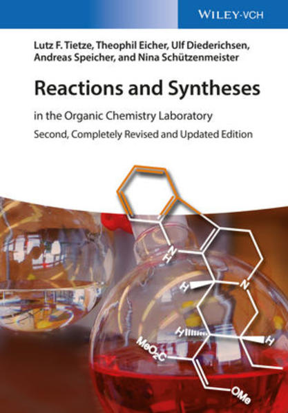 Reactions and Syntheses - Coverbild