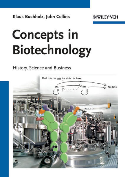 Concepts in Biotechnology - Coverbild