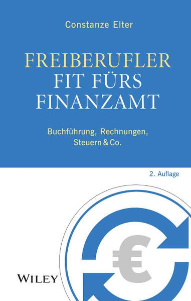 Freiberufler: Fit fürs Finanzamt - Coverbild