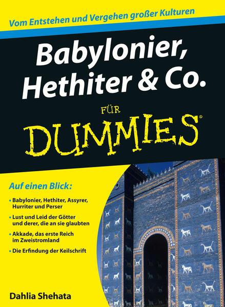 Babylonier, Hethiter & Co. für Dummies Laden Sie PDF-Ebooks Herunter