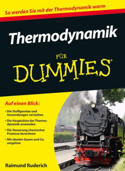 Kostenloser Download Thermodynamik für Dummies Epub