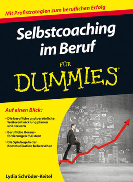 Selbstcoaching im Beruf für Dummies - Coverbild