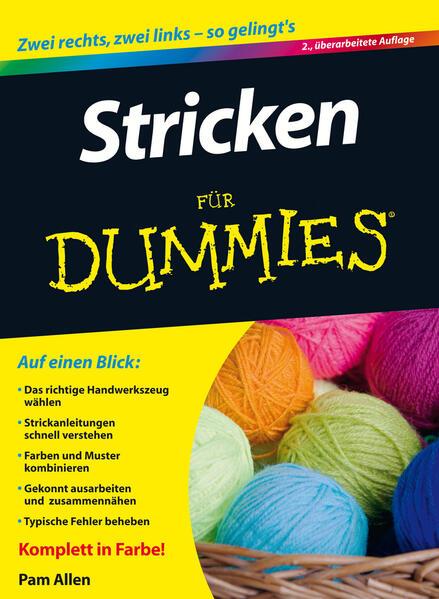 Kostenloses PDF-Buch Stricken für Dummies