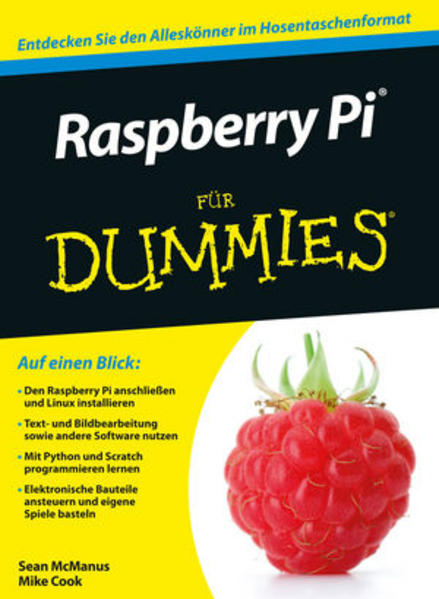 Raspberry Pi für Dummies - Coverbild