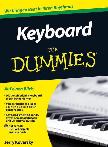 Keyboard für Dummies - Coverbild