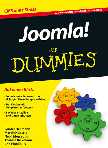 Joomla! für Dummies - Coverbild