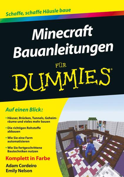 Minecraft Bauanleitungen für Dummies Epub Ebooks Herunterladen