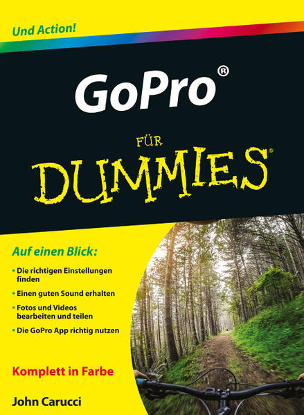 GoPro für Dummies - Coverbild