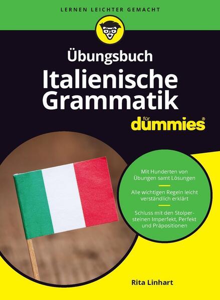 Übungsbuch Italienische Grammatik für Dummies - Coverbild
