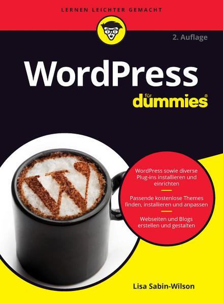 WordPress für Dummies - Coverbild