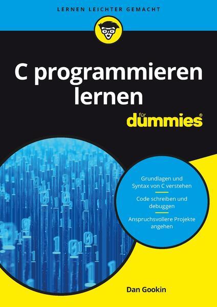 C programmieren lernen für Dummies - Coverbild