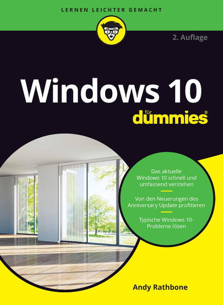 Windows 10 für Dummies - Coverbild