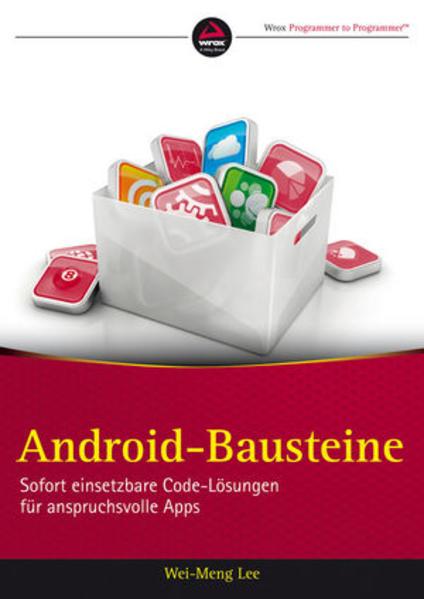 Android-Bausteine - Coverbild