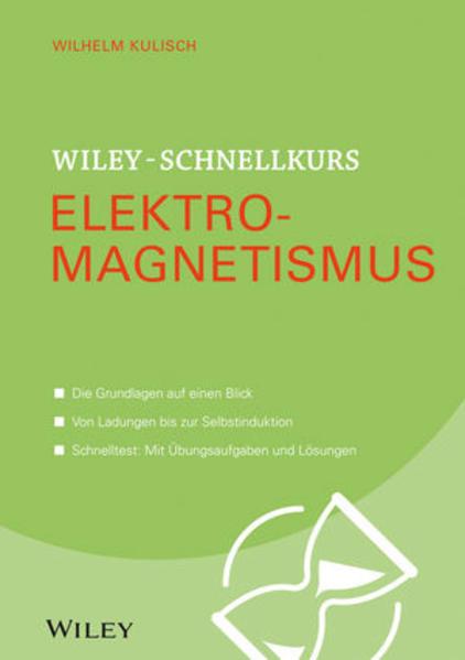 Ebooks Wiley-Schnellkurs Elektromagnetismus PDF Herunterladen