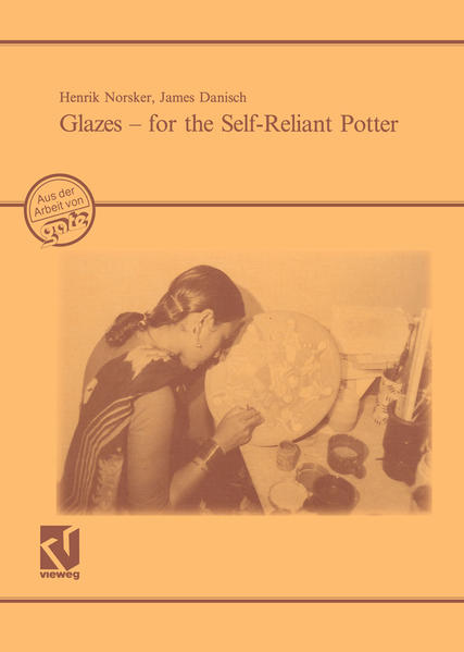 Glazes — for the Self-Reliant Potter - Coverbild