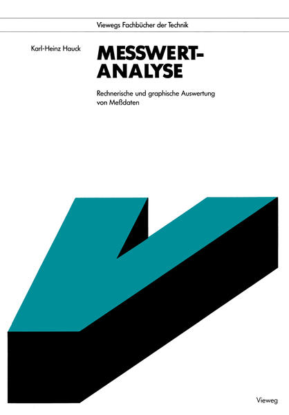 Meßwert-Analyse - Coverbild