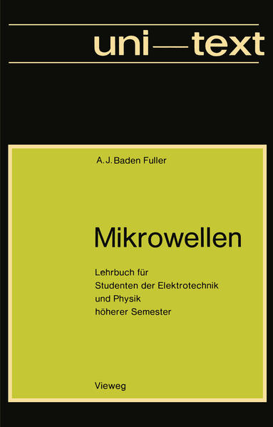 Mikrowellen - Coverbild