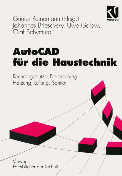 AutoCAD für die Haustechnik - Coverbild