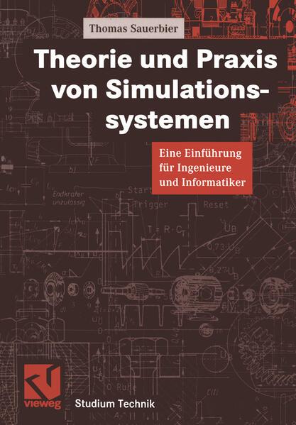 Theorie und Praxis von Simulationssystemen - Coverbild