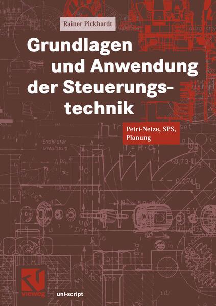 Grundlagen und Anwendung der Steuerungstechnik - Coverbild
