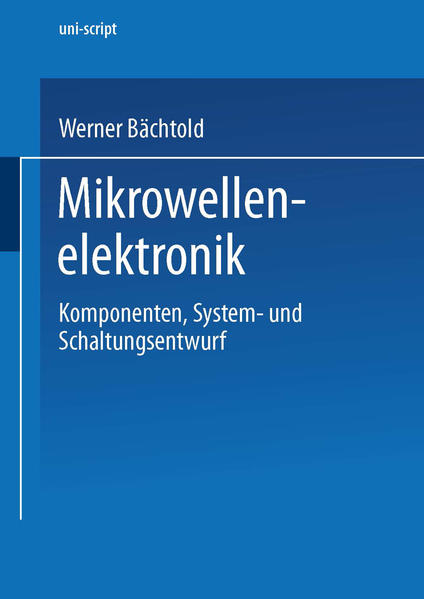 Mikrowellenelektronik - Coverbild