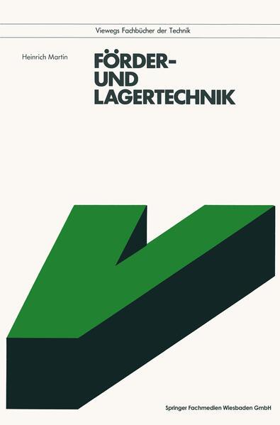 Förder- und Lagertechnik - Coverbild