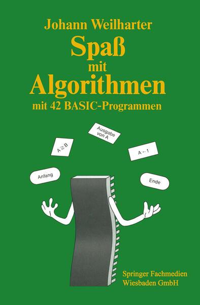 Spaß mit Algorithmen - Coverbild