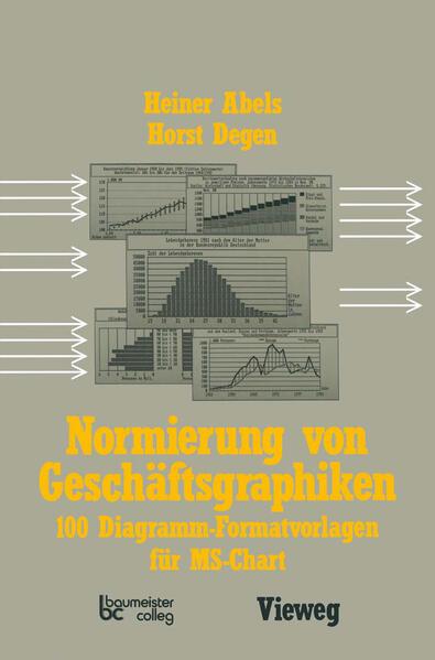 Normierung von Geschäftsgraphiken - Coverbild