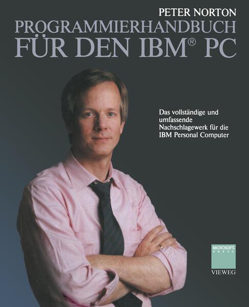 Programmierhandbuch für den IBM® PC - Coverbild