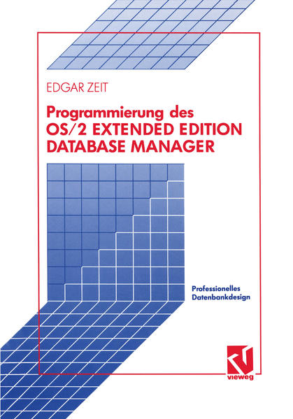 Programmierung des OS/2 Extended Edition Database Manager - Coverbild