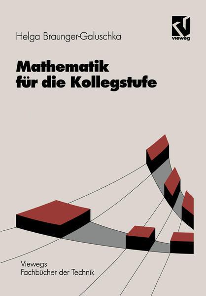 Mathematik für die Kollegstufe - Coverbild
