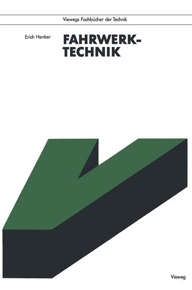 Fahrwerktechnik - Coverbild