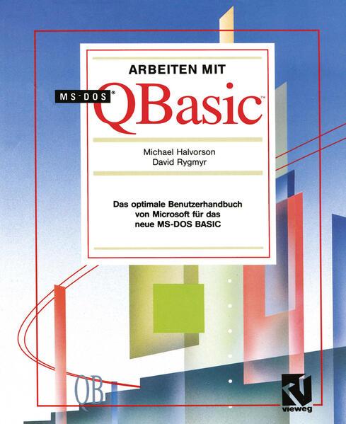 Arbeiten mit MS-DOS QBasic - Coverbild