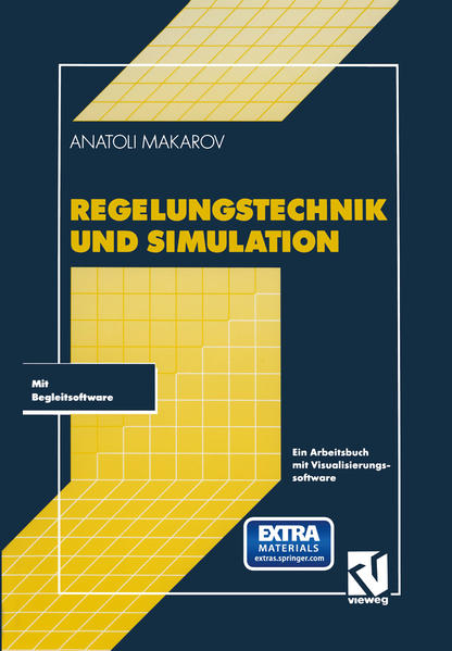 Regelungstechnik und Simulation - Coverbild