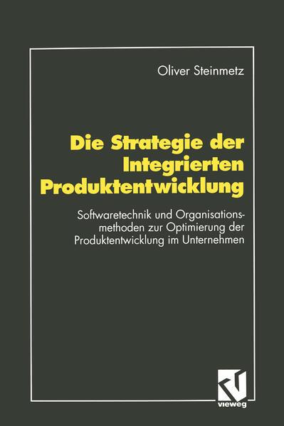 Die Strategie der Integrierten Produktentwicklung - Coverbild