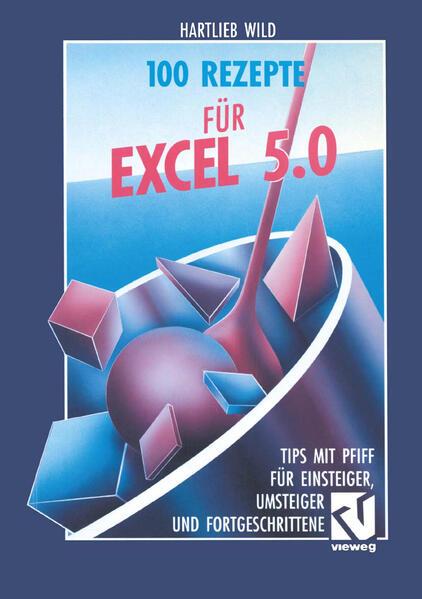100 Rezepte für Excel 5.0 - Coverbild