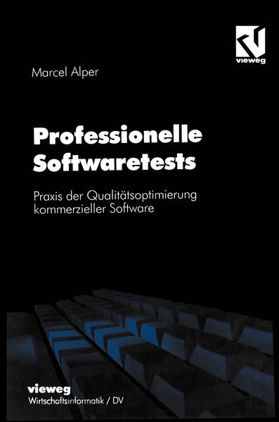Professionelle Softwaretests - Coverbild