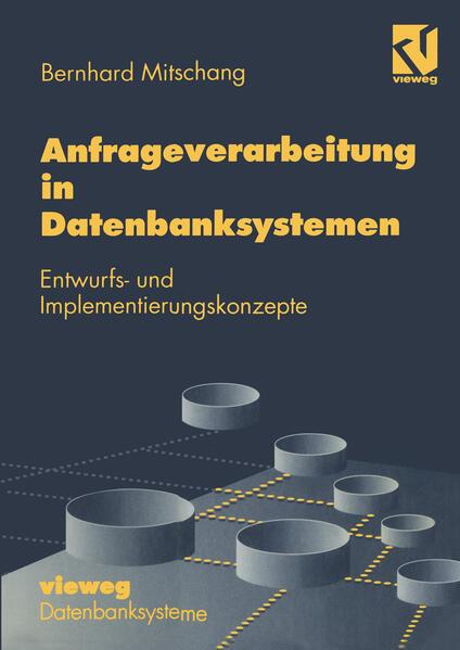 Anfrageverarbeitung in Datenbanksystemen - Coverbild
