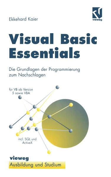Visual Basic Essentials - Coverbild