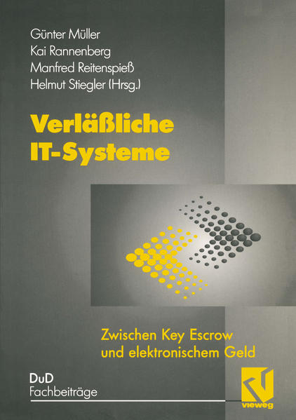 Verläßliche IT-Systeme - Coverbild