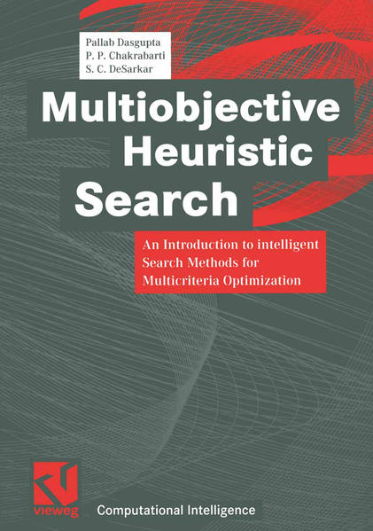 Multiobjective Heuristic Search - Coverbild
