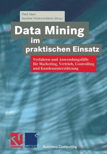 Data Mining im praktischen Einsatz - Coverbild
