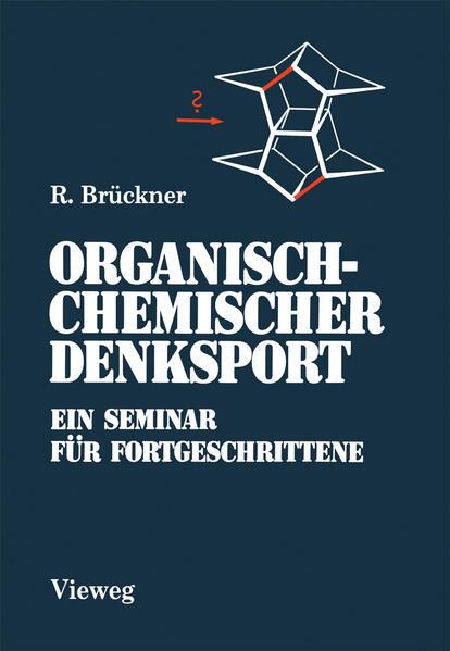 Organisch-Chemischer Denksport - Coverbild