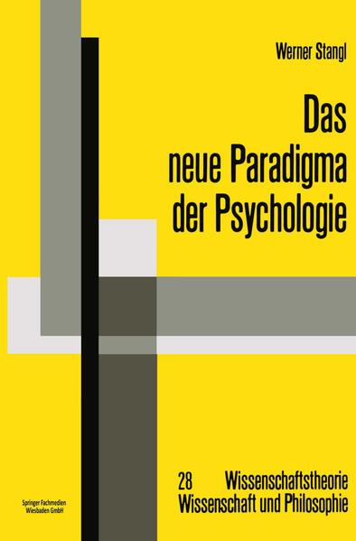 Das neue Paradigma der Psychologie - Coverbild