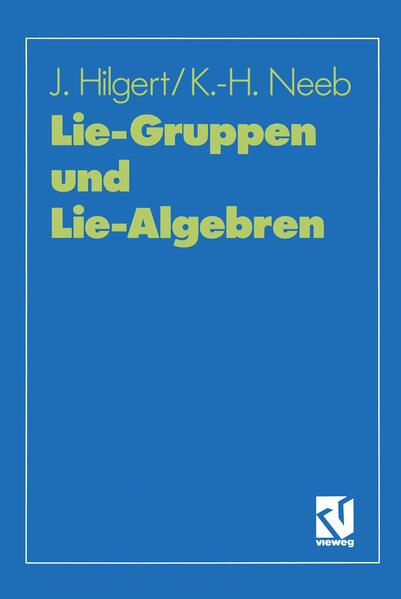 Lie-Gruppen und Lie-Algebren - Coverbild