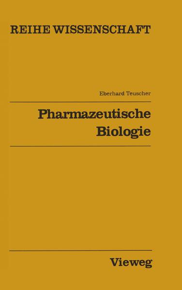 Pharmazeutische Biologie - Coverbild